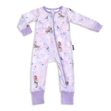 Unicorn & Fairy 2 Way Zip Romper