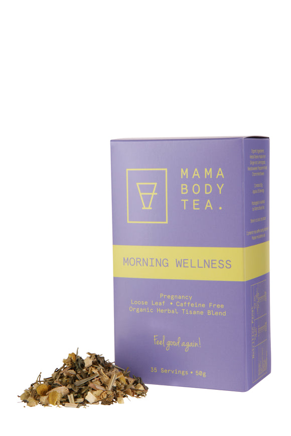 Mama Body Tea- Morning Wellness