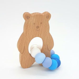 Teether Baloo Bear-The Blues