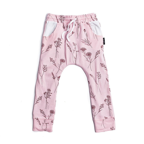 Wildflower Harem Pants