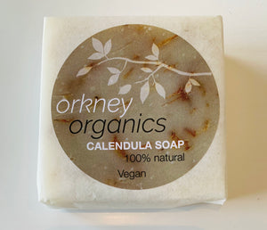 Calendula, Cold Pressed Soap