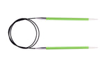 Knit Pro Zing fixed circular needle, 3.5mm, Chrysolite