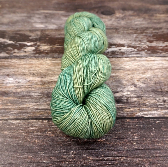 100g skein Fyberspates Vivacious 4ply colour 626 Sea Glass