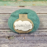 50g Ball Fyberspates Cumulus in colour  910 Sea Green