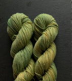 Hand dyed, 4ply 75% Superwash Merino/ 25% Nylon - 50g