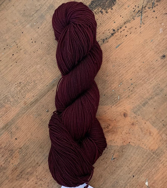 VINUM - Superwash merino, YAK and Nylon - 4ply - 100G