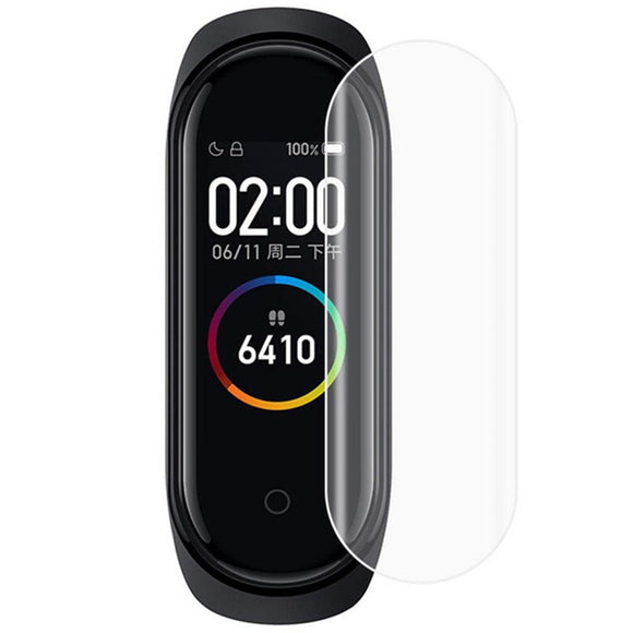 Smart Bracelet Screen Protective Film for Xiaomi Mi Band 4 2PCS - Trendeinblick.com