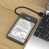 USB 3.0 Hard Drive Enclosure-Support 2.5 inch SSD - Trendeinblick.com