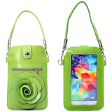 6.3 inches Phone Pocket View Window Design Protective Case Cover