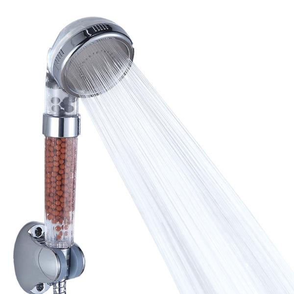 Water Saving Shower Head Anion SPA Filtration Handheld Nozzle - Trendeinblick.com