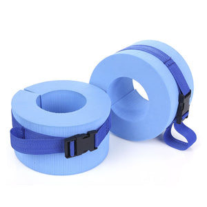 Paired Water Aerobics Swimming Weights Aquatic Cuffs - Trendeinblick.com