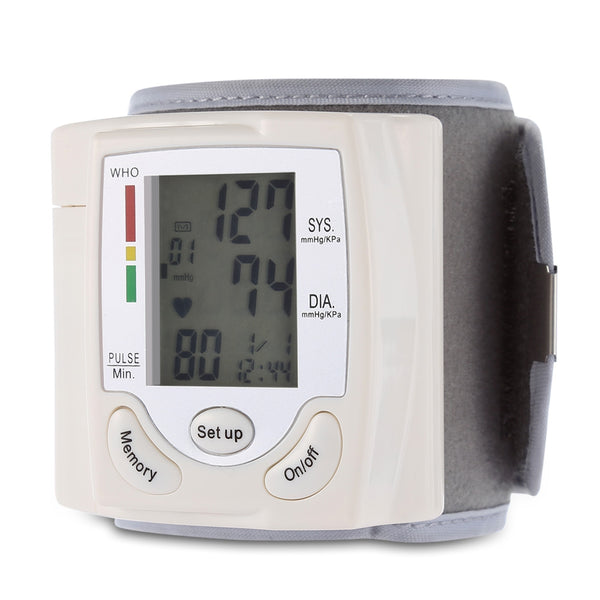 Health Care Wrist Blood Pressure Monitor - Trendeinblick.com