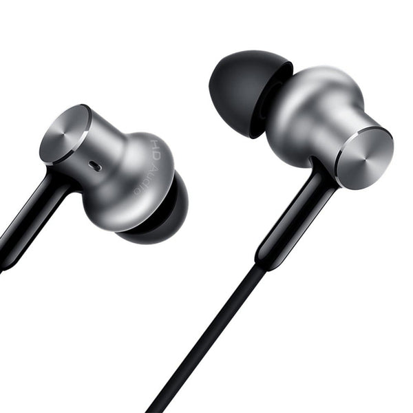 In-ear Hybrid Earphones Pro HD Dynamic Balanced Armature Driver Volume Control - Trendeinblick Inc