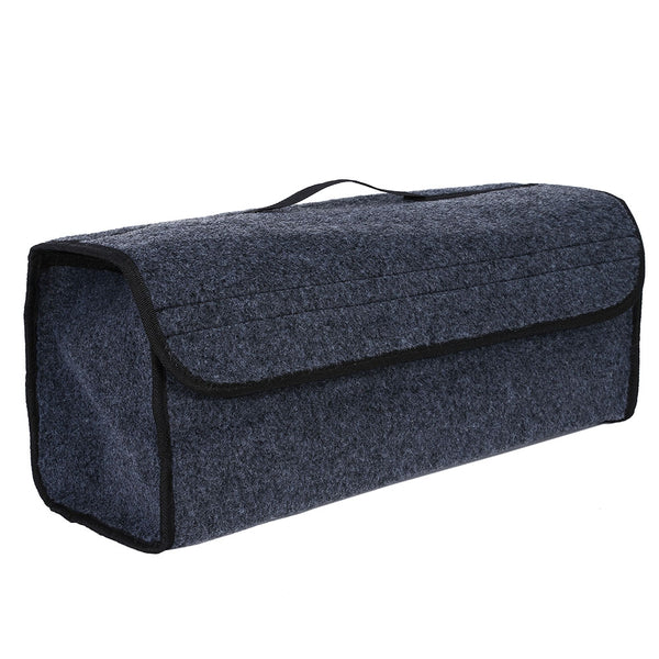 Multipurpose Car Felt Cloth Collapsible Storage Box - Trendeinblick.com