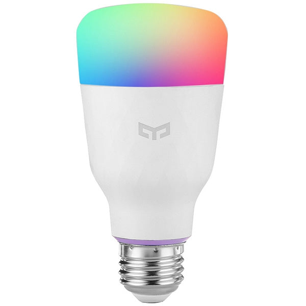 Yeelight 10W RGB E27 Wireless WiFi Control Smart Light Bulb - Trendeinblick.com
