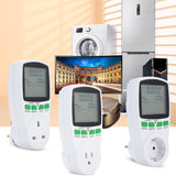 Intelligent Billing Socket Power Meter Energy Electricity Monitor
