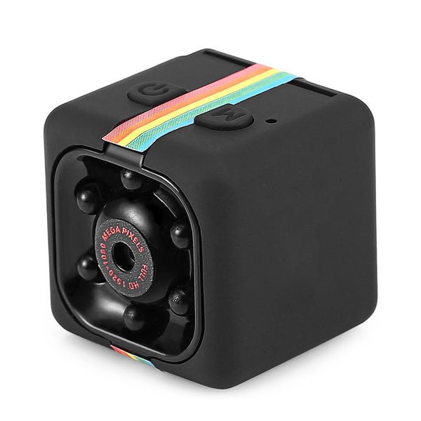 Mini Camera 1080P HD Camcorder with Night Vision - Trendeinblick.com