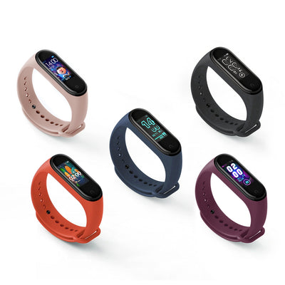 Xiaomi 4 Smart Bracelet Color Screen Waterproof Sport Watch Standard Edition - Trendeinblick.com
