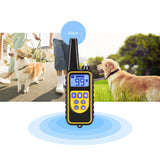800m Waterproof Rechargeable Remote Control Dog Electric Training Collar - Trendeinblick Inc