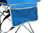 Full Size Shade Folding Chair - Royal Blue