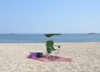 Full Size ShadeFolding Chair - Forest Green