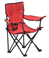 Kid's Folding Chair - Red