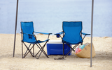 Folding Chair - Blue