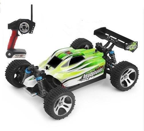 World's Fastest RTR 1:18 4WD 2.4G RC Car - Trendeinblick.com