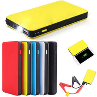 Portable Mini Slim 20000mAh Car Jump Starter Power Bank 12V Engine Battery Charger Booster Car battery Starter Charger - Trendeinblick.com