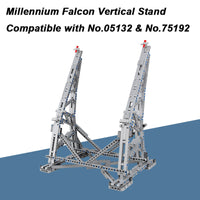Vertical Display Stand for Lego Millennium Falcon No. 75192 - Trendeinblick.com