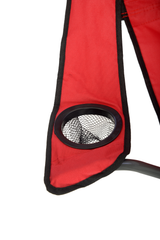 Folding Chair - Red