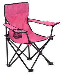 Kid's Folding Chair - Pink