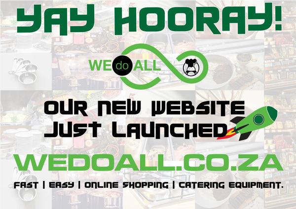 Hooray, Our New Site is Live!!