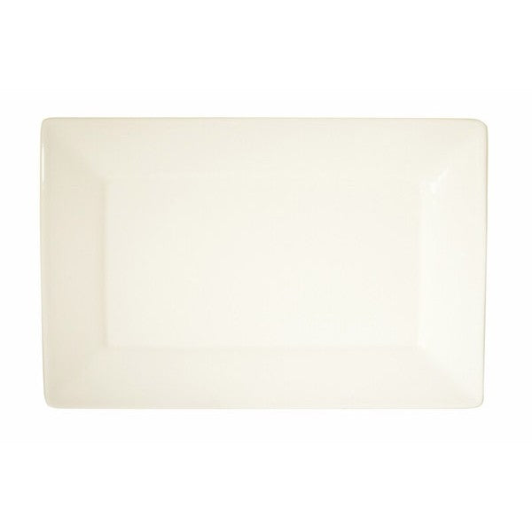 FLAT RECTANGLE PLATE - 31 X 20CM (12) LAHW1108131 | wedoall-co-za.myshopify.com