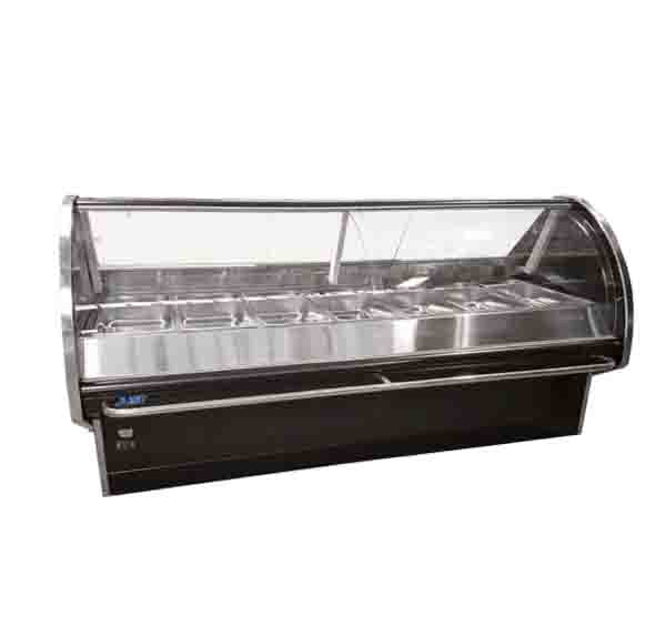 Curved Glass 1.8 Meat Chiller CGM1830SC | Curved Glass chiller | wedoall.co.za