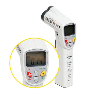 THERMOMETER INFRARED LASER -50°C to +530° C THI0001 | wedoall-co-za.myshopify.com