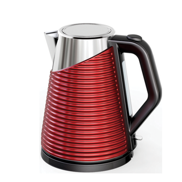 Sunbeam 1.5L STAINLESS STEEL KETTLE SUSJK-2000R (red) | kettle | wedoall.co.za
