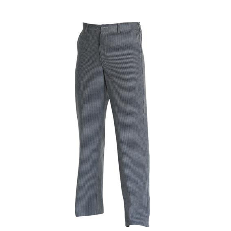 Chefs Uniform - Trousers Blue Check - Xx - Large UNI1035