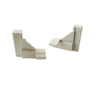 Shelf Corner Unit CONNECTOR (SET OF 2) Global  XSUP0001 | shelf unit | wedoall.co.za