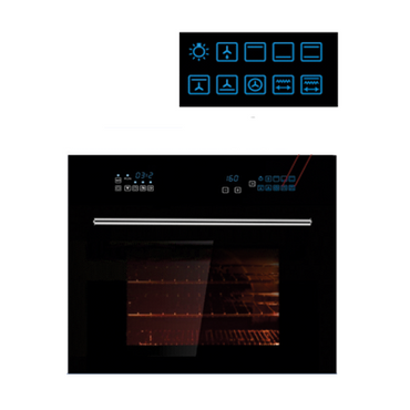 Pirma Built-In Electric Oven POEO-600 | oven stove | wedoall.co.za