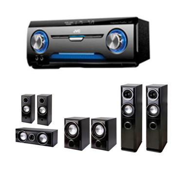 TELEFUNKEN 5.2 COMPONENT SYSTEM WITH HDMI THT-5200 | DUAL SPEAKERS | wedoall.co.za