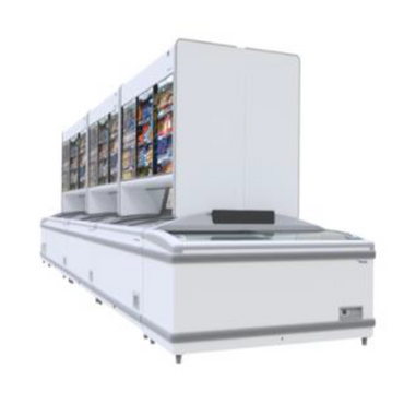Self Contained Combination Freezer 2200 SMRCOM2200 | Self Contained Freezer 2200X1000X860 | wedoall.co.za