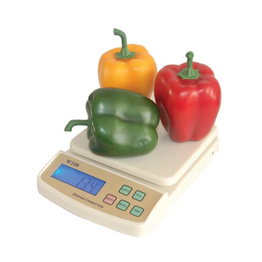 PORTION SCALE  - ELECTRONIC  - 5kg x 1g INCREMENTS  PSE2005