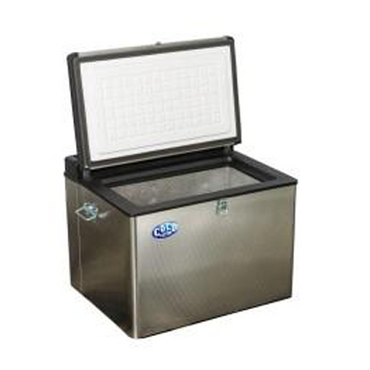 205l Gas Chest Freezer S/S CF205GES | 205l Chest Freezer Stainless Steel CF205GES | wedoall.co.za