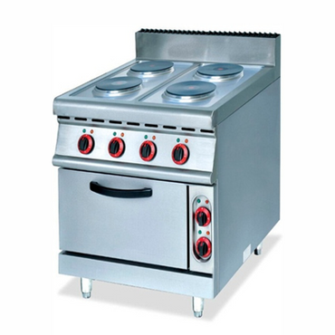 4 Plate Stove 700 Range OT-892D | 700 Range-Electric 4 Plate with Electric Oven | wedoall.co.za