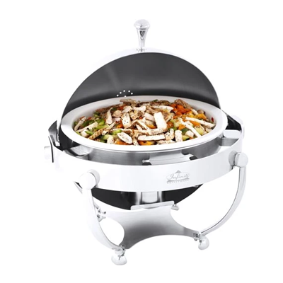 380mm Roll Top Chafing Dish CRI1380 | wedoall-co-za.myshopify.com