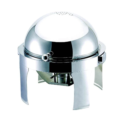 380mm Roll Top Chafing Dish CRI0380 | 380mm Roll Top Chafing Dish | wedoall.co.za