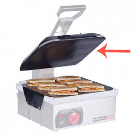 Non Stick Teflon Cover For Flat Plate Toaster  (ONLY)- 9 Slice TCT0001 | wedoall-co-za.myshopify.com