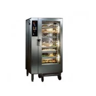 Combi Steam Oven Orange - 20 Pan Boiler  - Electric O2011B