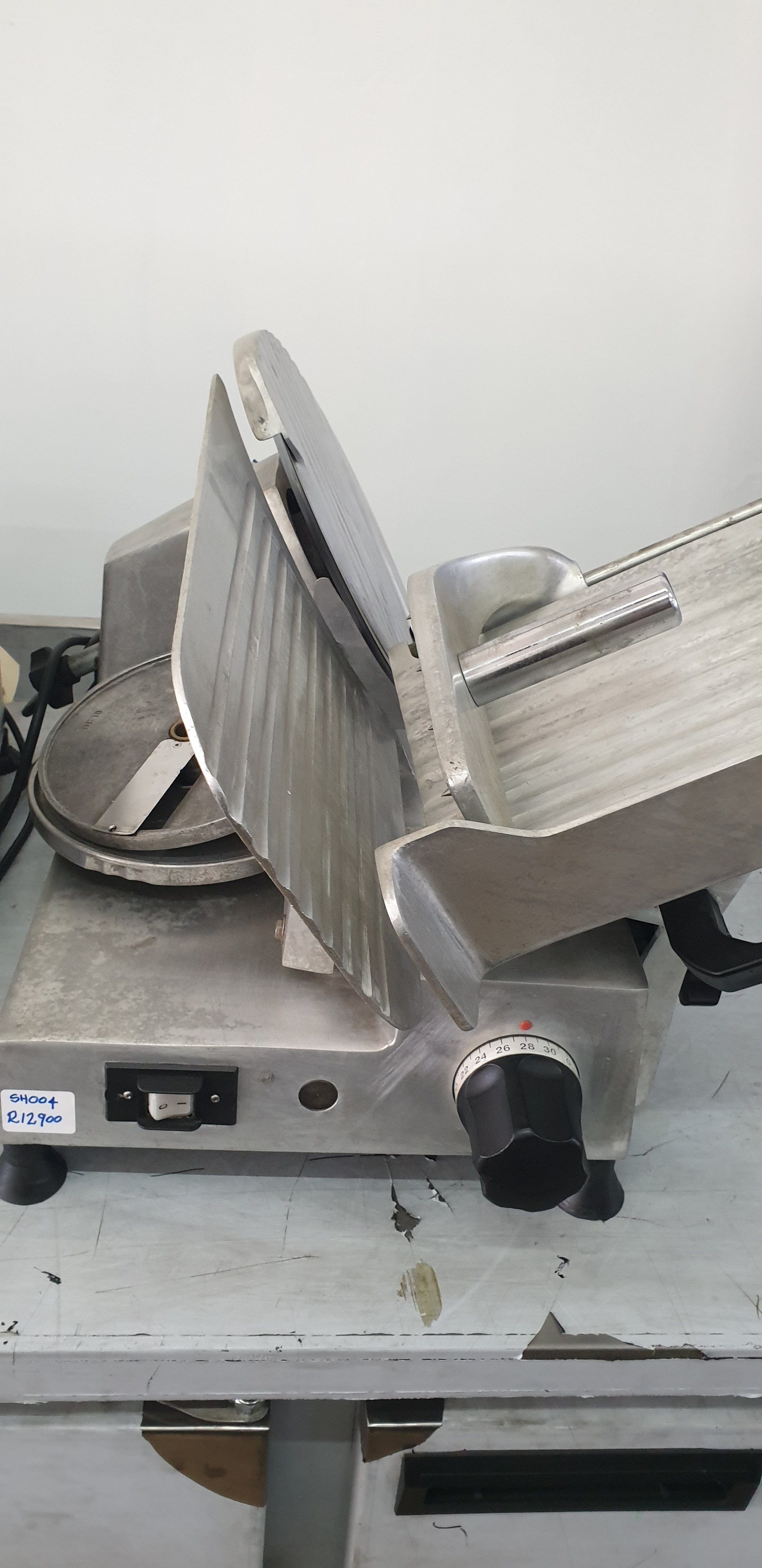 Slicer 300 mm 220 v (used) SH004
